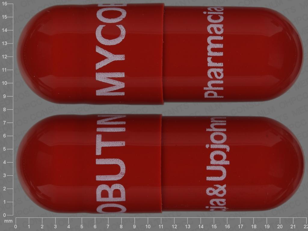 undefined undefined undefined rifabutin 150 MG Oral Capsule [Mycobutin]