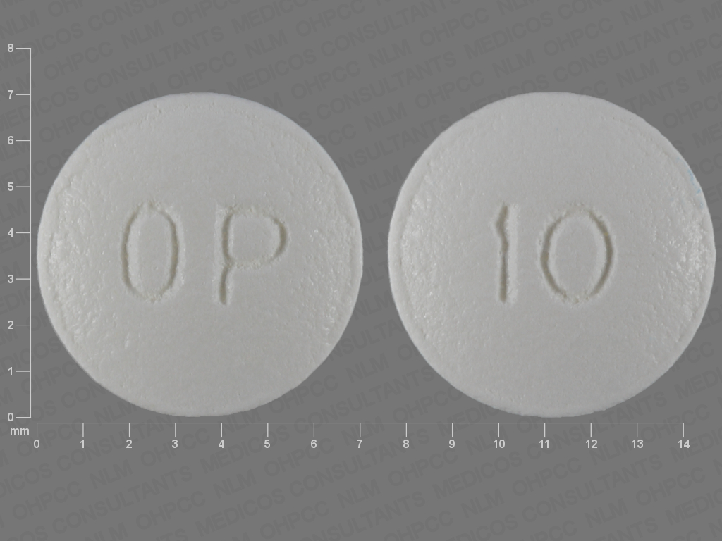 undefined undefined undefined 12 HR oxycodone hydrochloride 10 MG Extended Release Oral Tablet