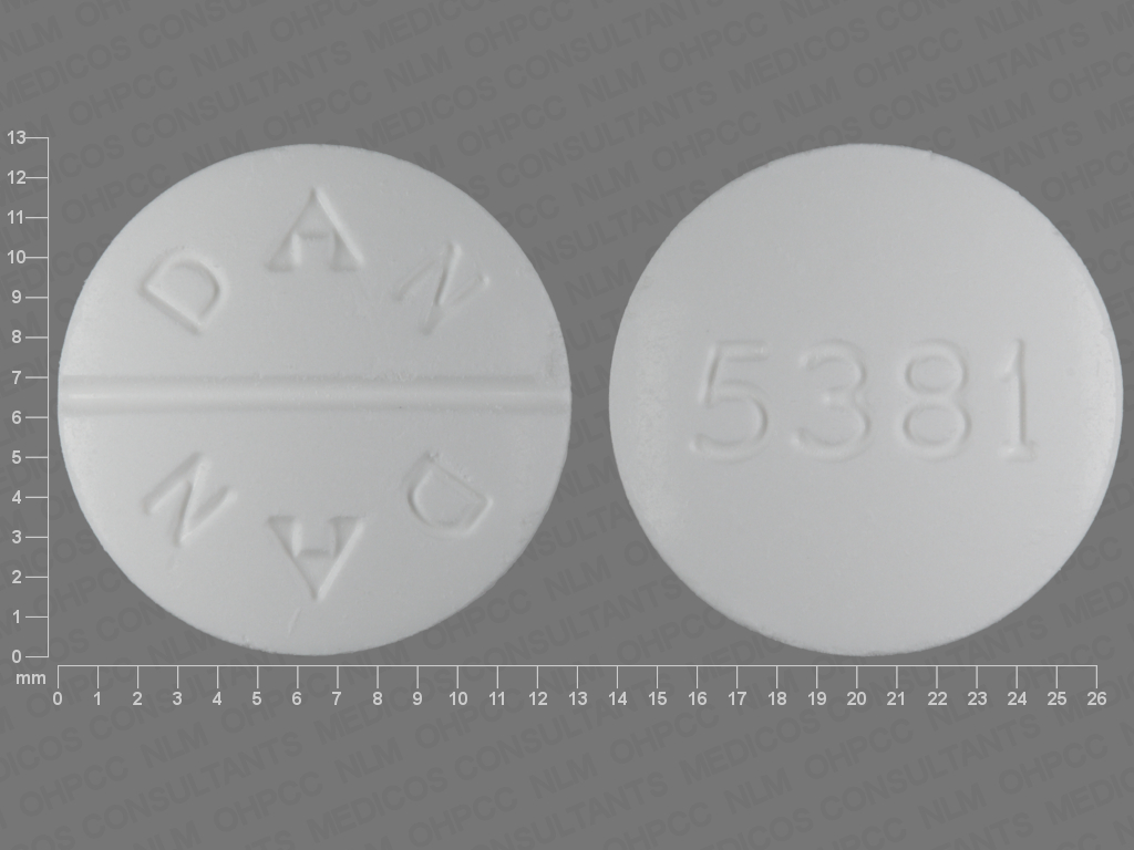 undefined undefined undefined methocarbamol 500 MG Oral Tablet