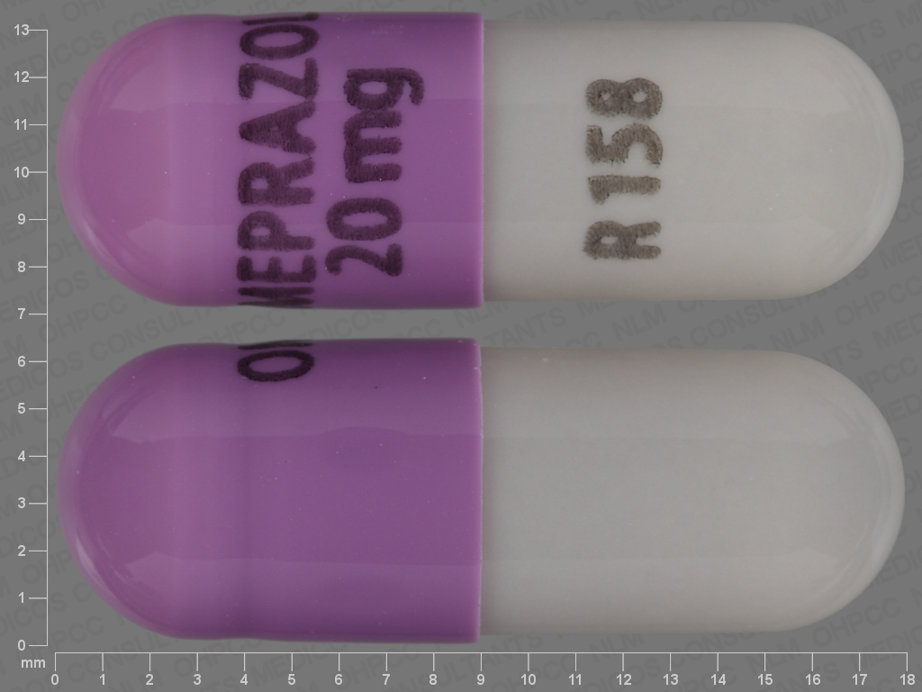 undefined undefined undefined omeprazole 20 MG Delayed Release Oral Capsule