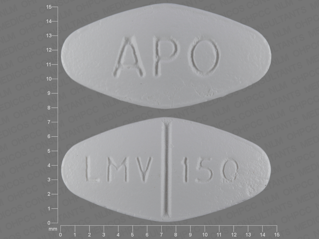 undefined undefined undefined lamivudine 150 MG Oral Tablet