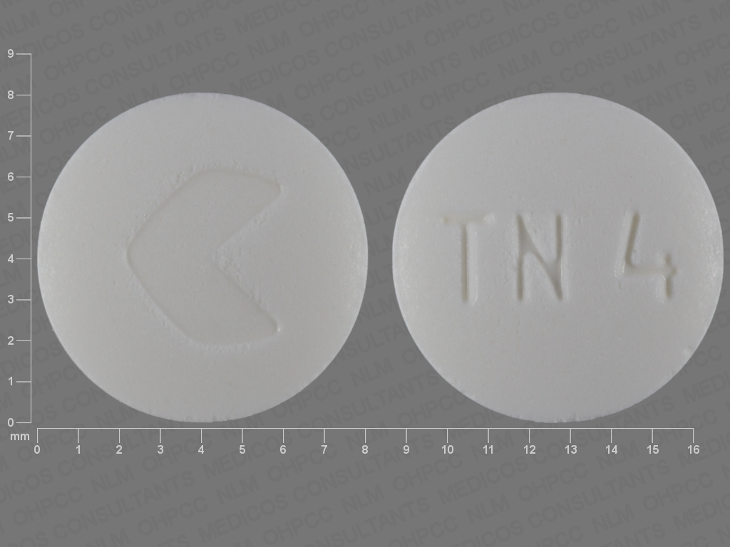 undefined undefined undefined trandolapril 4 MG Oral Tablet