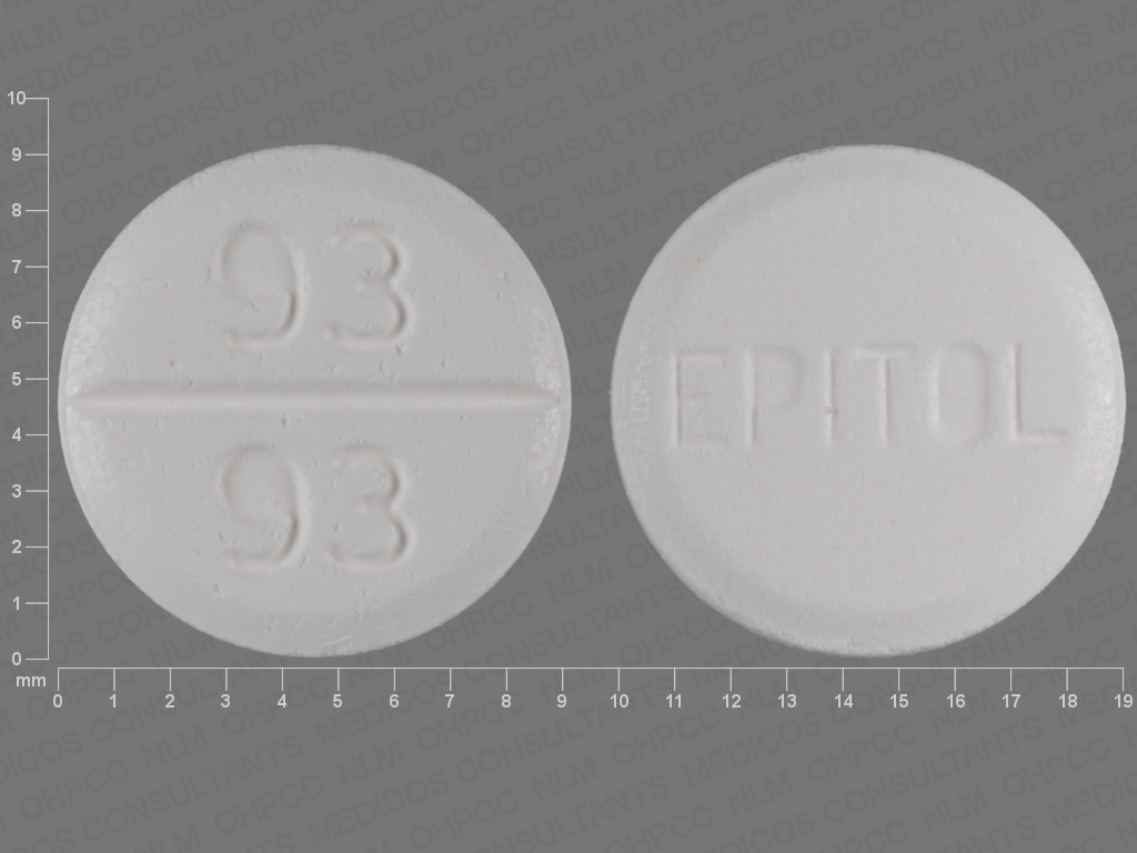 undefined undefined undefined carbamazepine 200 MG Oral Tablet [Epitol]