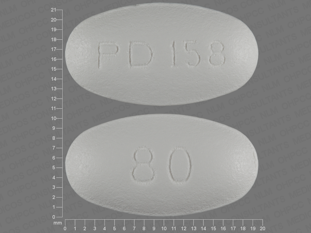 undefined undefined undefined atorvastatin 80 MG Oral Tablet