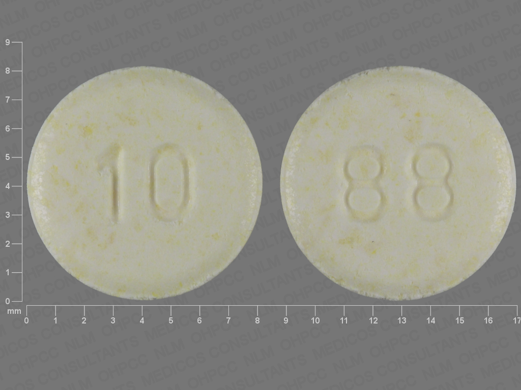 undefined undefined undefined olanzapine 10 MG Disintegrating Oral Tablet