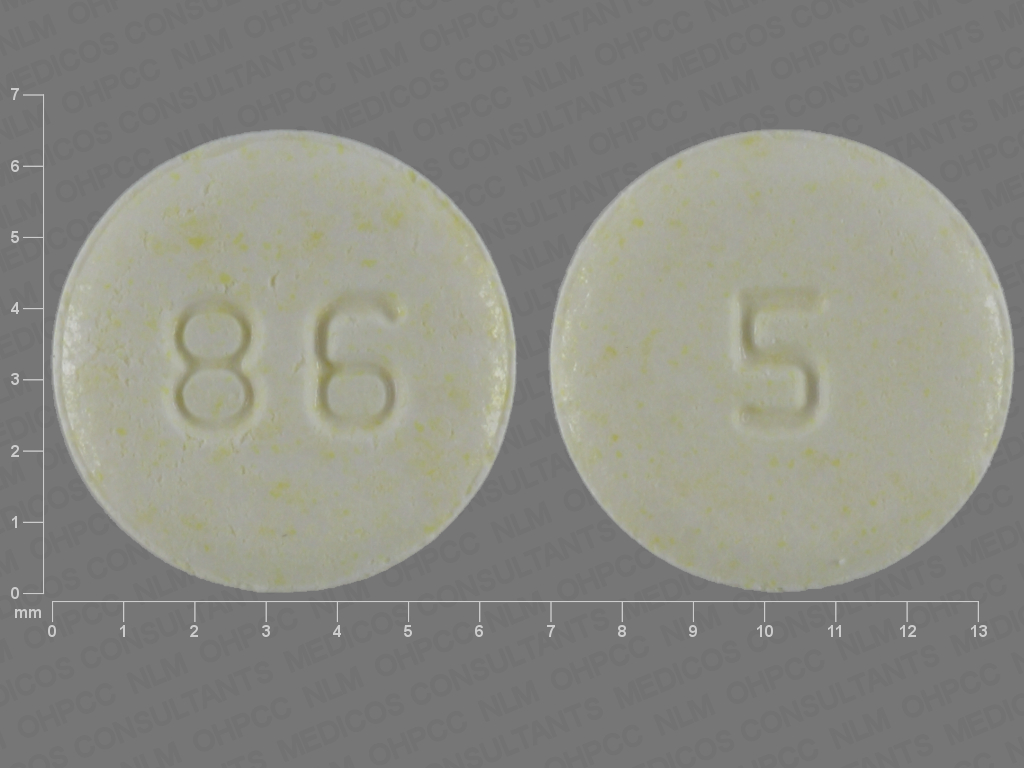 undefined undefined undefined olanzapine 5 MG Disintegrating Oral Tablet