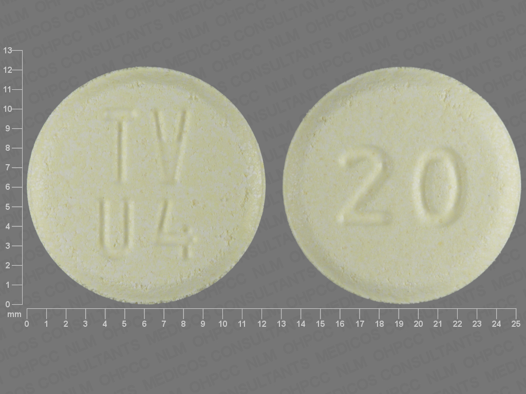 undefined undefined undefined olanzapine 20 MG Disintegrating Oral Tablet
