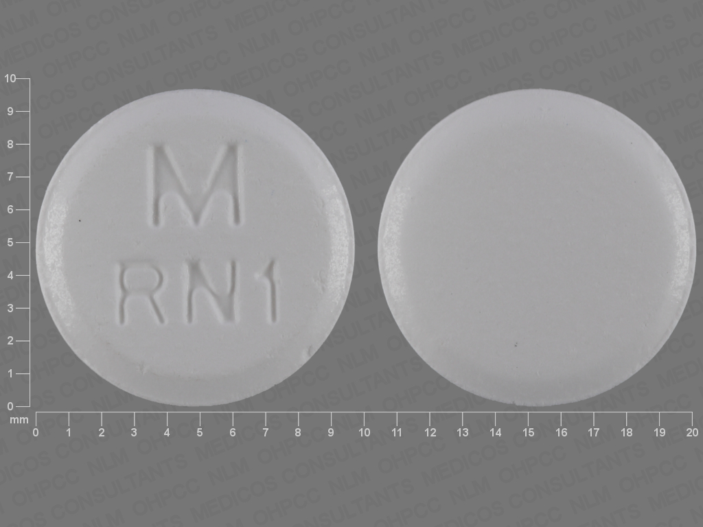 undefined undefined undefined risperidone 1 MG Disintegrating Oral Tablet