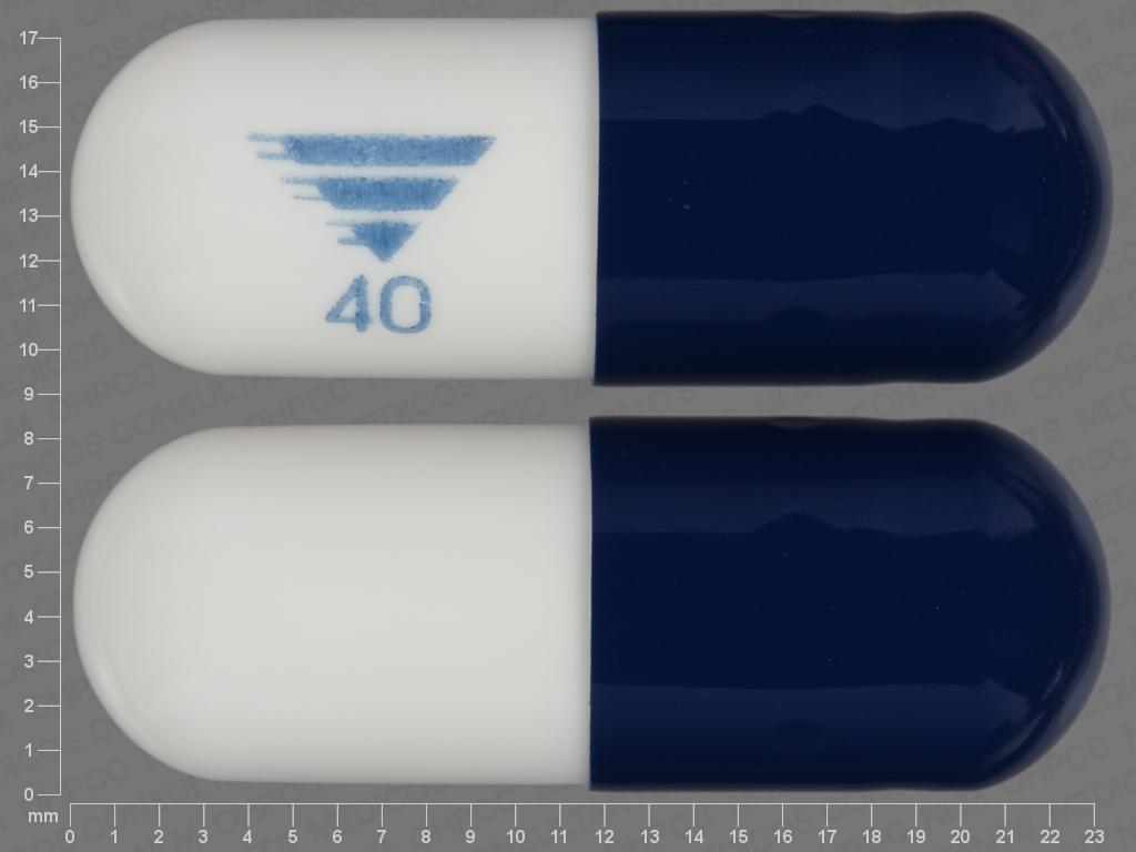 undefined undefined undefined omeprazole 40 MG / sodium bicarbonate 1100 MG Oral Capsule