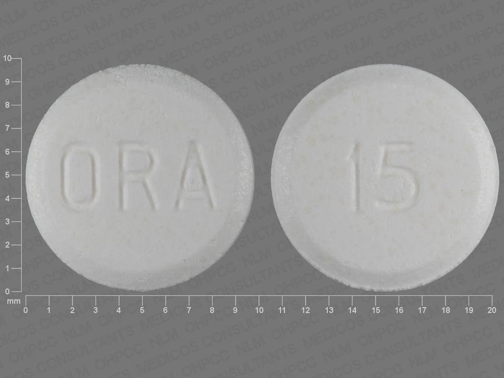 undefined undefined undefined prednisolone 15 MG Disintegrating Oral Tablet [Orapred]