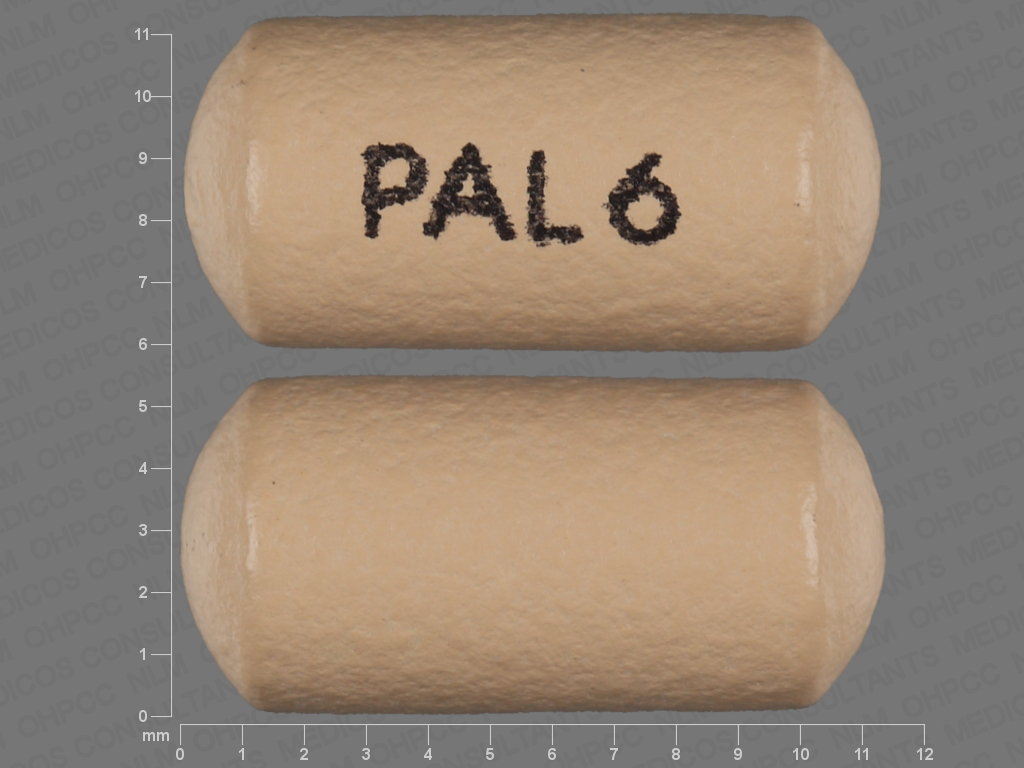 undefined undefined undefined 24 HR paliperidone 6 MG Extended Release Oral Tablet [Invega]