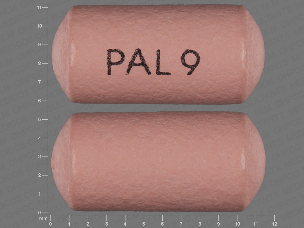 undefined undefined undefined 24 HR paliperidone 9 MG Extended Release Oral Tablet [Invega]