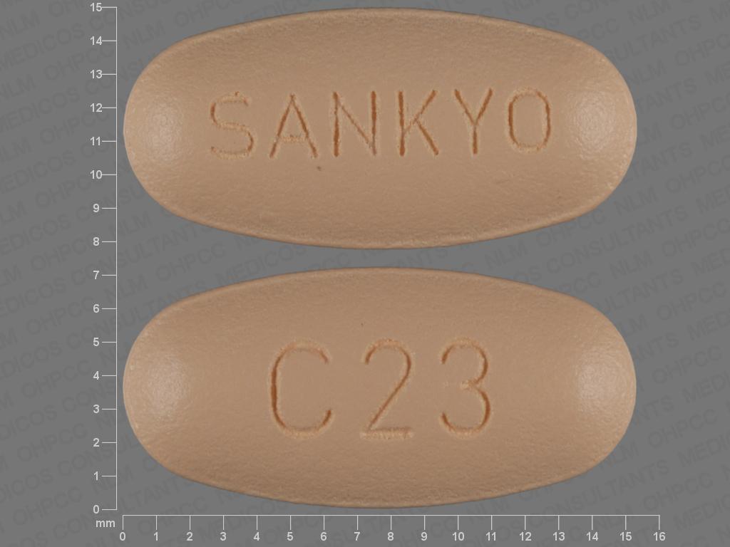 undefined undefined undefined hydrochlorothiazide 12.5 MG / olmesartan medoxomil 40 MG Oral Tablet [Benicar HCT]