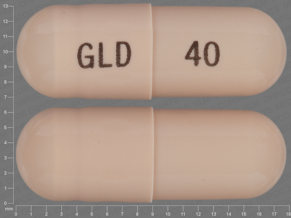 undefined undefined undefined doxycycline anhydrous 40 MG Delayed Release Oral Capsule