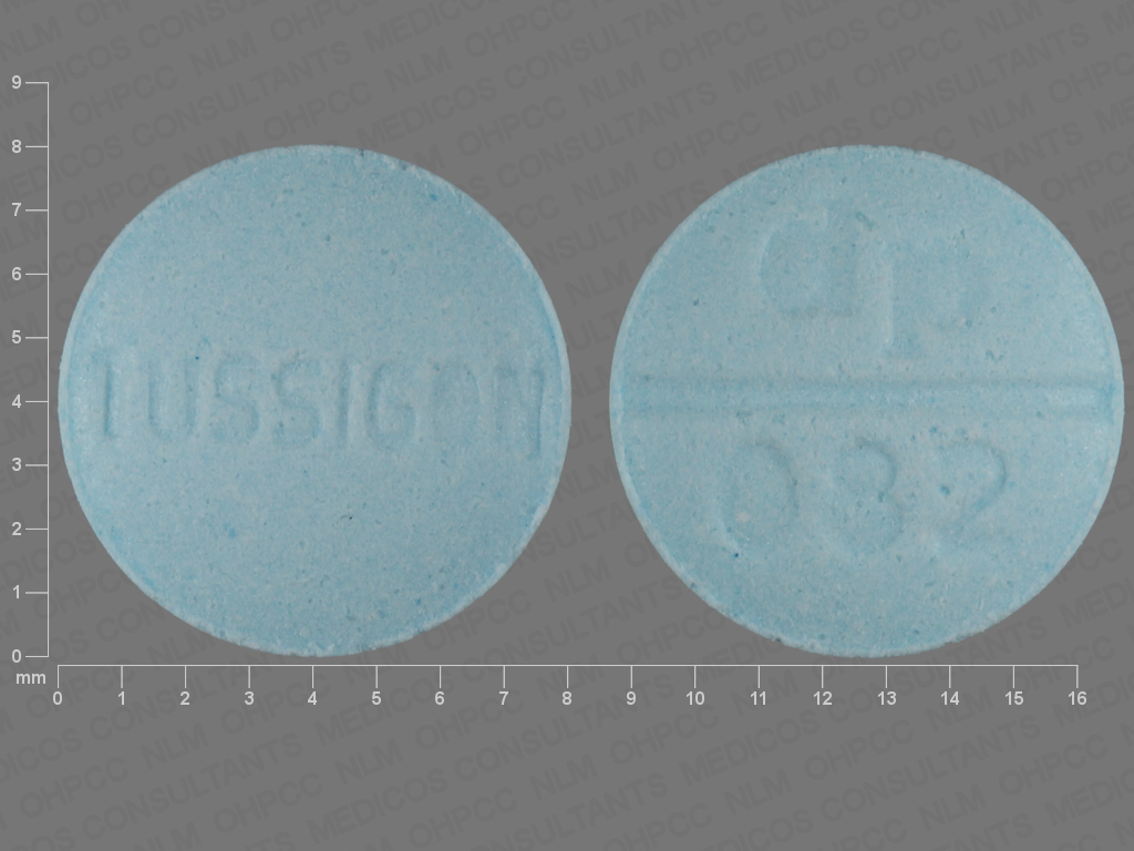 undefined undefined undefined homatropine methylbromide 1.5 MG / hydrocodone bitartrate 5 MG Oral Tablet [Tussigon]